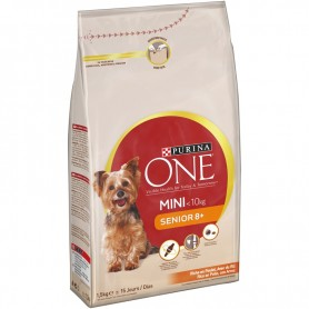 Purina One Mini Senior 8+ Pollo y Arroz