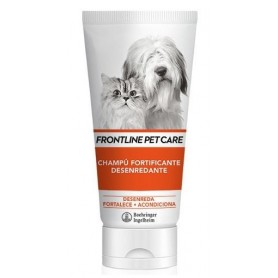 Champú fortificante desenredante Frontline Pet Care
