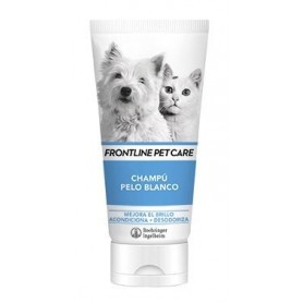 Champú Pelo Blanco Frontline Pet Care
