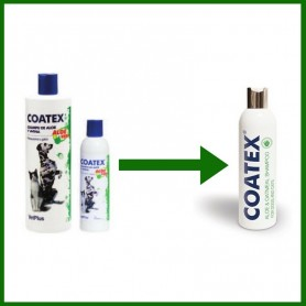 COATEX champú Aloe y Avena