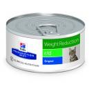 Hill's Prescription Diet Feline r/d (lata)