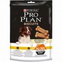 Purina Pro Plan Biscuits Adult Light, Snacks para perros, golosinas crujientes