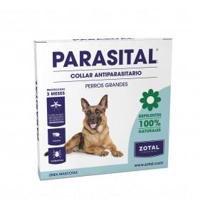 Parasital collar antipulgas para perros grandes