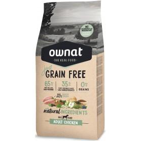 Ownat Just Grain Free Adult Chicken