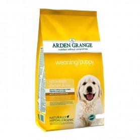 Arden Grange Weaning Puppy, pienso para perros naturales