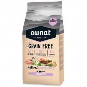 Ownat Just Grain Free...