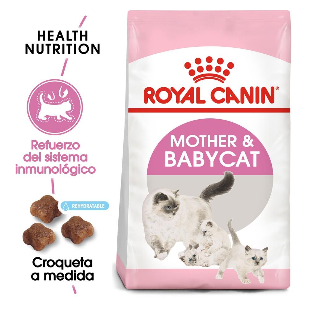 Pienso Royal Canin Feline Health Nutrition Babycat 34