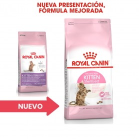 Royal Canin Feline Health Nutrition Kitten Sterilised