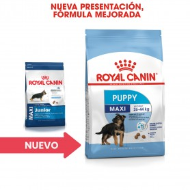 pienso para cachorros Royal Canin Maxi Junior