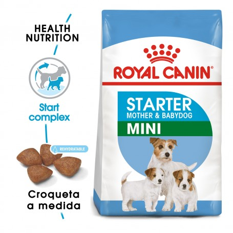 Pienso Royal Canin Mini Starter