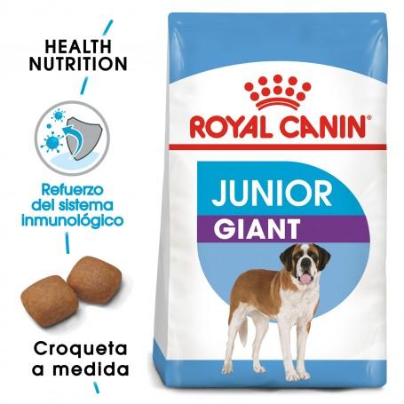Pienso Royal Canin Giant Junior para perros