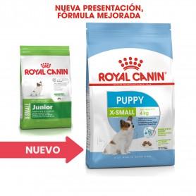 Pienso Royal Canin X-Small Junior, especial para cachorros