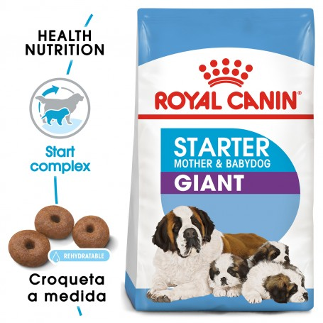 Pienso Royal Canin Giant Starter para perros