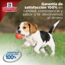 Pienso Hill's Science Plan Puppy Healthy Development 100% garantizado