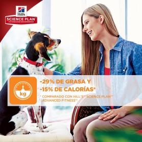 Hill's Science Plan Adult Light con Pollo, la mejor comida húmeda para perros