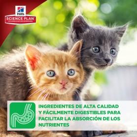 Comida Húmeda Hill's Science Plan Kitten con ingredientes alta calidad