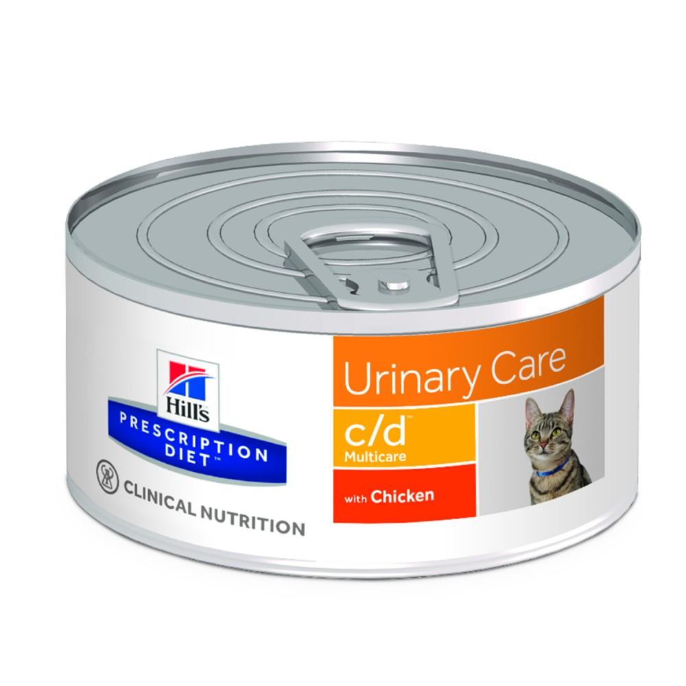 Hill's Prescription Diet Feline c/d (lata)