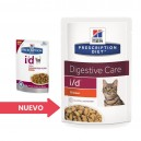Hill's Prescription Diet Feline i/d (bolsita)