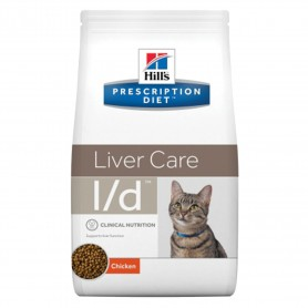 Hill's Prescription Diet Feline l/d