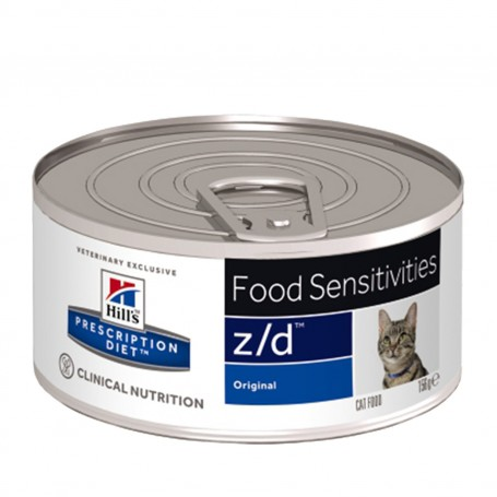 Hill's Prescription Diet Feline z/d (lata)