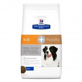 Pienso Hill's Prescription Diet Canine k/d + Mobility