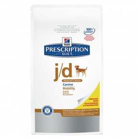 Hill's Prescription Diet Canine j/d Reduced Calorie, pienso veterinario para perros