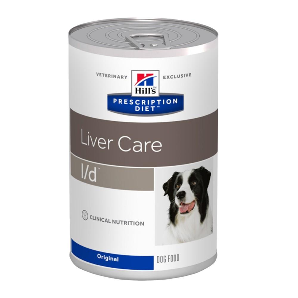 comida húmeda Hill's Prescription Diet Canine l/d (Lata)