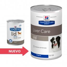 Hill's Prescription Diet Canine l/d (Lata), comida húmeda veterinaria