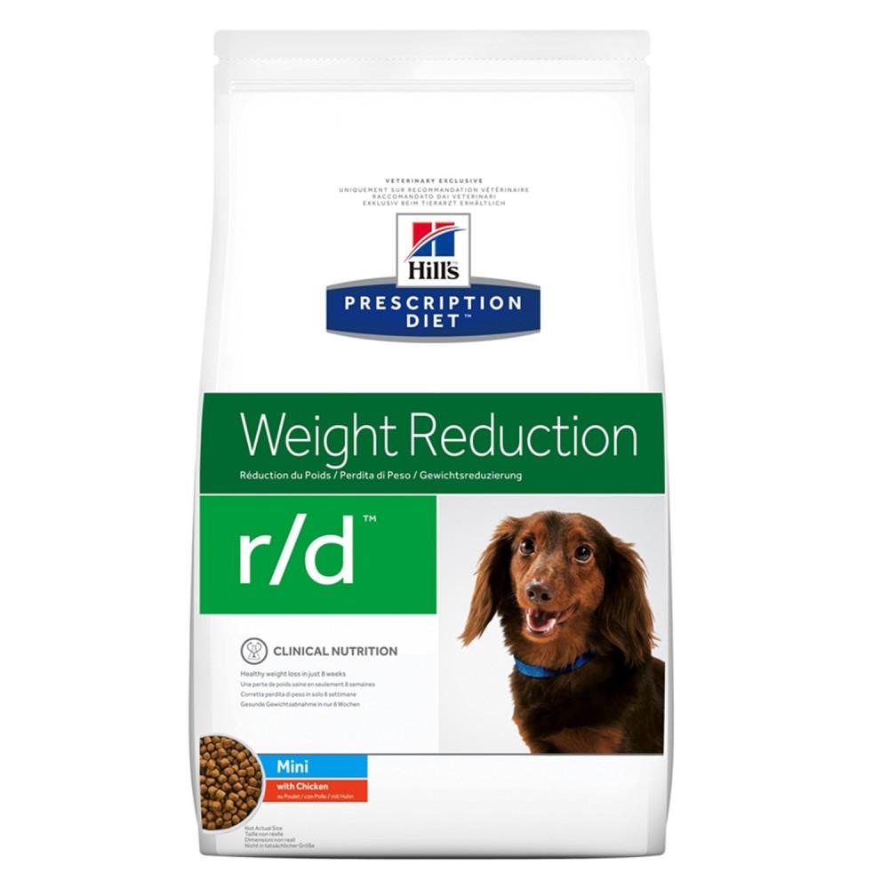 Pienso Hill's Prescription Diet Canine r/d mini