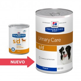 Hill's Prescription Diet Canine s/d (Lata), comida húmeda veterinaria