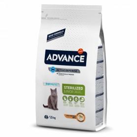 Pienso Advance Junior Sterilized para gatos