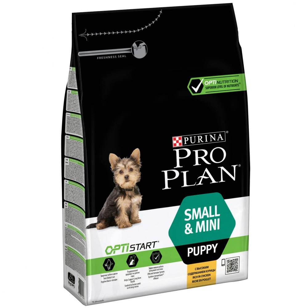 Pienso Purina Pro Plan Small & Mini Puppy