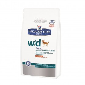 Pienso para perros Hill's Prescription Diet Canine w/d