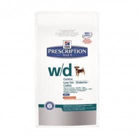Pienso veterinario Hill's Prescription Diet Canine w/d mini