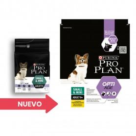 Pienso para perros Purina Pro Plan Small & Mini Adult 9+