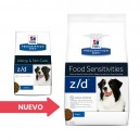 Hill's Prescription Diet Canine z/d Ultra, hipoalergenico para perros