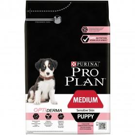 Purina Pro Plan Medium Puppy Sensitive Skin, pienso para cachorros