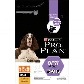 Pienso Purina Pro Plan Medium & Large Adult 7+ Senior Original para perros