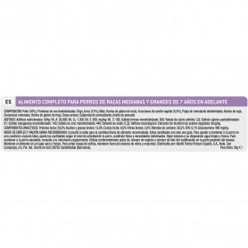 Ingredientes pienso Purina Pro Plan Medium & Large Adult 7+ Senior Original