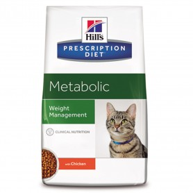 Hill's Prescription Diet Metabolic (Feline)