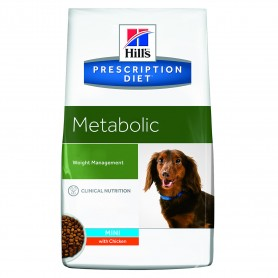Pienso Hill's Prescription Diet Canine Metabolic Mini