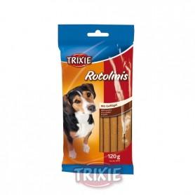 12 Rotolinis ave, Snacks para perros, golosinas suaves