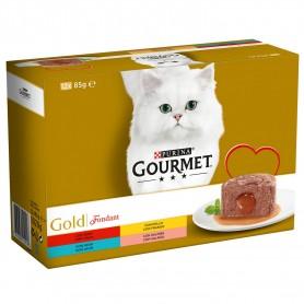 Comida húmeda gatos